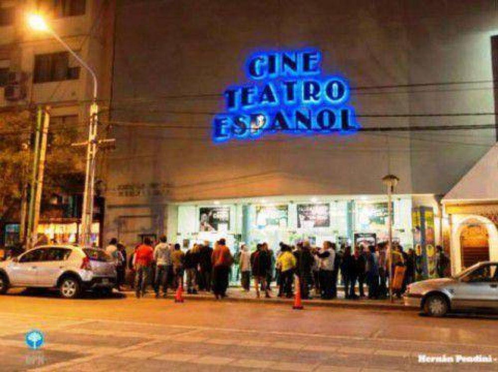 Declararán patrimonio histórico al cine teatro Español