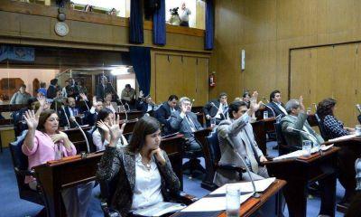 La legislatura aprobó competencia de la provincia en casos de venta de drogas al menudeo