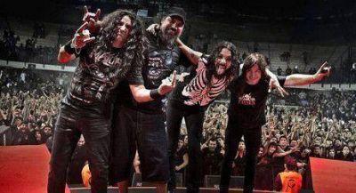 Malon celebra en Formosa 20 años a puro heavy metal
