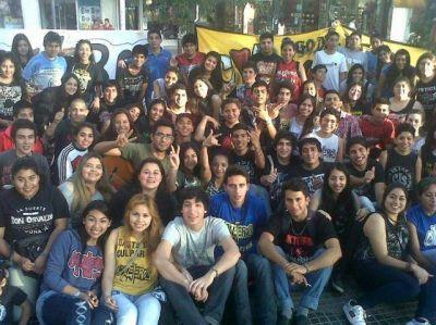 En Santiago también piden por la absolución de Callejeros