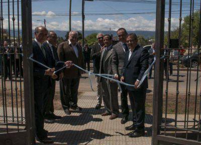 Inauguraron sede de la Cámara de la Construcción