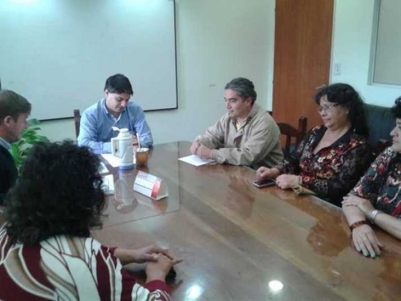 La Unión Judicial reclamó a Muñoz Femenía por