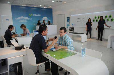 Movistar tiene la mejor red móvil de 4G de Argentina, según informe privado