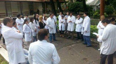 Dura respuesta de la Gremial Médica a Sager: En el Chaco es peligroso enfermarse