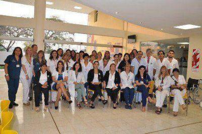 En el nuevo hospital de Pediatría trabajarán más de 450 profesionales