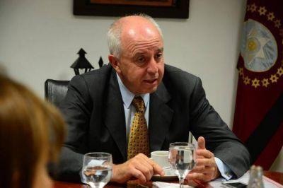 Gambetta asume como interventor en la Colonia Santa Rosa