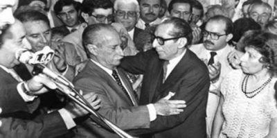 Falleció el ex gobernador José Domato
