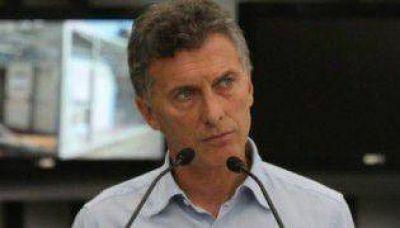 """Macri, sobre los médicos del Garrahan: """"Están todos politizados"""""""