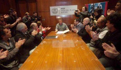 Pulti promulg� la Ordenanza que pone en funcionamiento el Consejo Municipal de Teatro Independiente