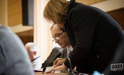 En respaldo a Arroyo, Baragiola y Alcolea renunciaron a la Comisión de DDHH
