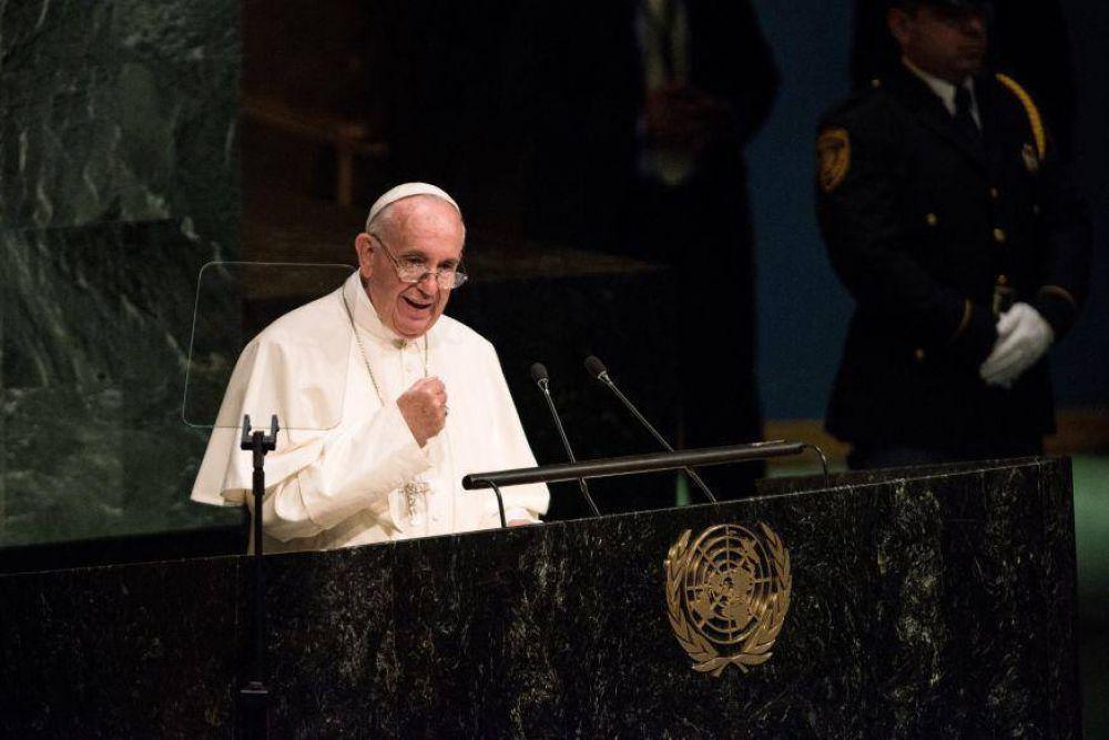 Las diez lecciones del Papa a las Naciones Unidas