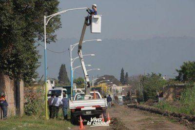 Reconocen la calidad del sistema de iluminación de San Miguel de Tucumán