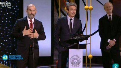 Festival de Cine de San Sebastián: Ricardo Darín ganó la Concha de Plata