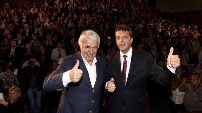 Sergio Massa anunció qué papel ocuparía De la Sota en su eventual gabinete