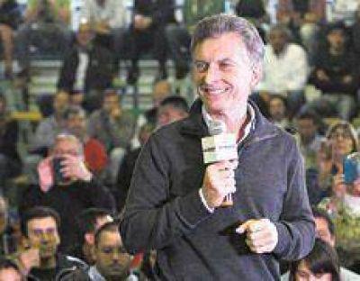 Las curiosas respuestas de Macri
