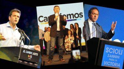 Sin propuestas, la campaña 2015 pasará a la historia como la más rica en denuncias y ataques