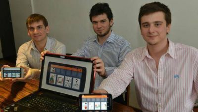 Jóvenes cordobeses desarrollan aplicación de comunicación para personas con autismo