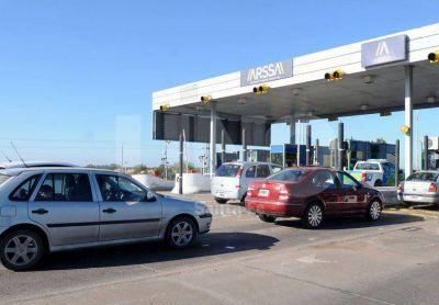Aumenta un 40% el peaje en la autopista Santa Fe-Rosario