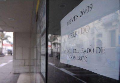 Súper y comercios cerrados, por el día de sus trabajadores