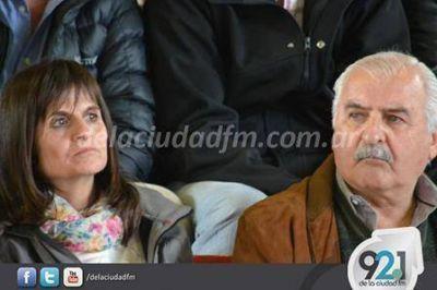 El candidato de Progresistas estuvo en la Expo Rural de Saavedra