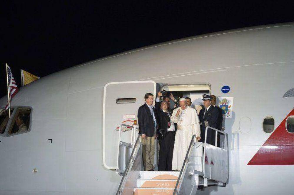 Francisco se despidió de Estados Unidos: lo que dejó su histórica visita