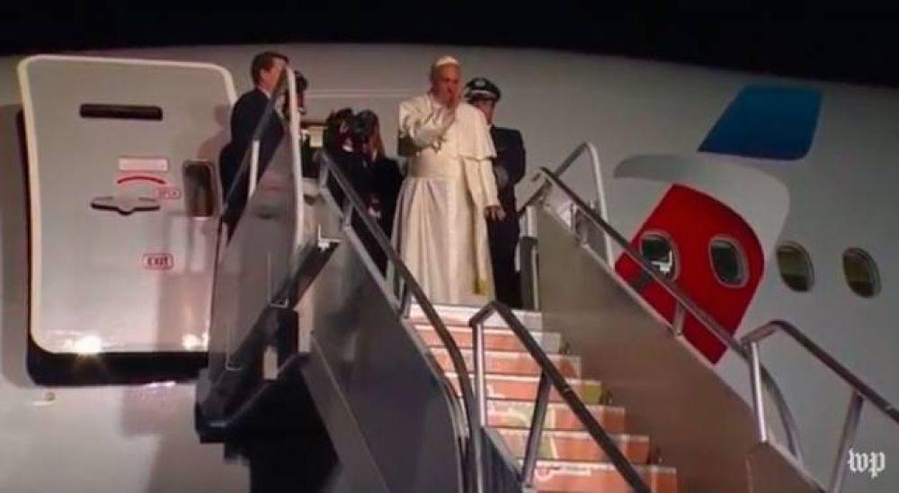 TEXTO Y VIDEO: El último discurso del Papa Francisco en Estados Unidos