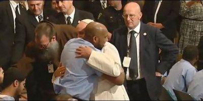 El Papa pide el derecho a la reinserción en la cárcel de Filadelfia