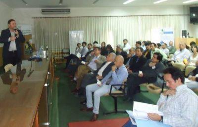 El Colegio de Ingenieros de Formosa en jornadas regionales del NEA
