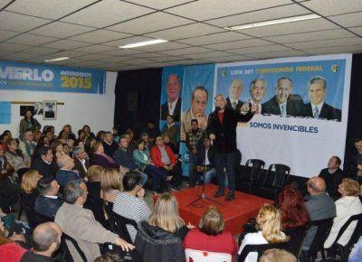 Alberto en campaña y San Luis como motor de la Argentina
