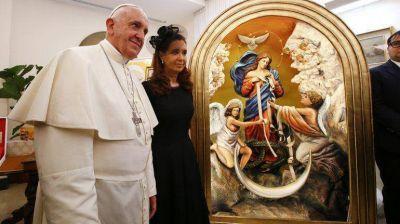 El papa Francisco recibirá a Cristina Kirchner antes del cambio de Gobierno