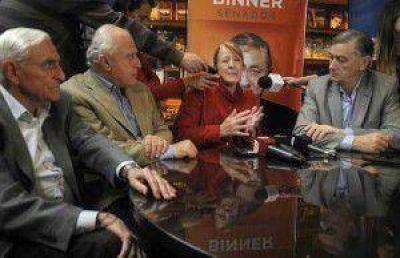 """Stolbizer apunta a lograr un """"Congreso equilibrado"""""""