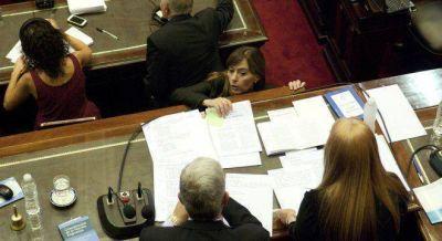 Tensi�n en Diputados porque Cristina quiere despedirse con una super sesi�n