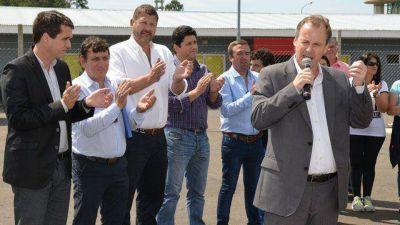 Bordet consiguió apoyo del gremio de empleados de comercio de Concordia