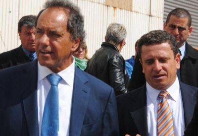 Daniel Scioli elogió la recuperación de la industria naval