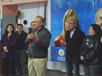 El Frente �Progresistas� present� a sus candidatos