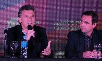 Macri se recuesta en el radicalismo para asegurar los votos de C�rdoba