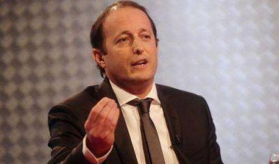 Mart�n Insaurralde al ataque: palos para Mauricio Macri