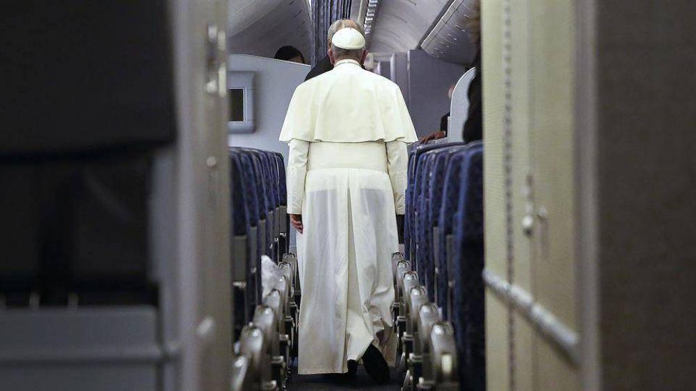 El papa Francisco habló del divorcio y puso como ejemplo el
