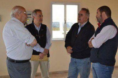Se inaugurará la obra de Desagües Cloacales en Tres Lomas, el próximo sábado