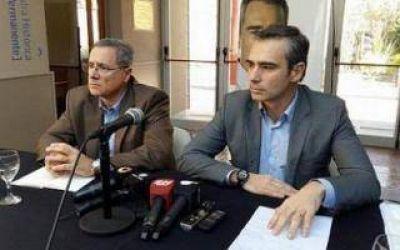 Bahía Blanca: Feliú presentó su plan de seguridad