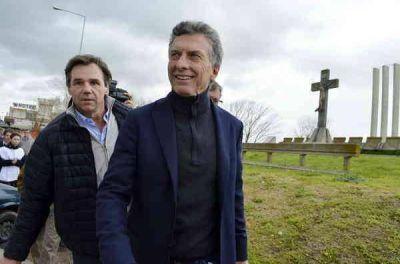 """Ramiro Ortíz: """"Los dos principales candidatos vinieron a apoyarnos"""""""