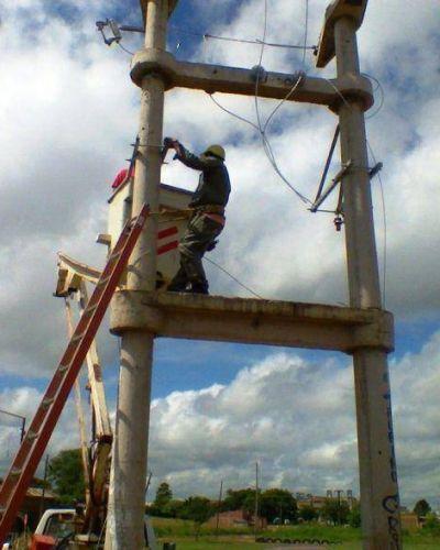 Este Miércoles 30 DPEC dispondrá tareas en redes de distribución en el barrio San Benito