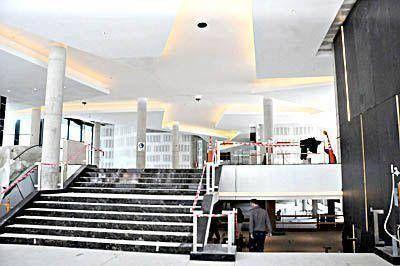 La mayoría de los espacios comerciales del Paseo Aldrey ya fueron entregados