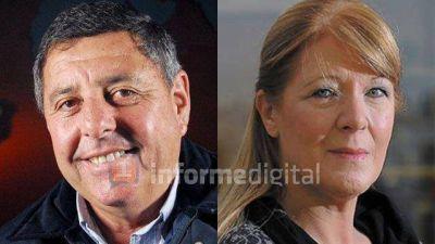 El pegado De Angeli - Stolbizer vuelve a ser polémica