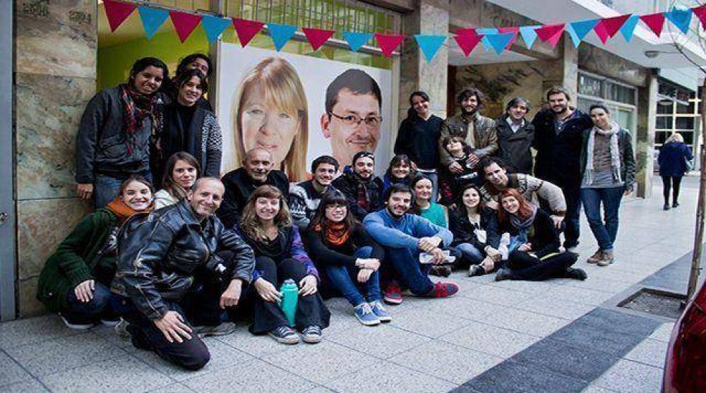 Amplio respaldo de Libres del Sur al candidato Pablo Farías