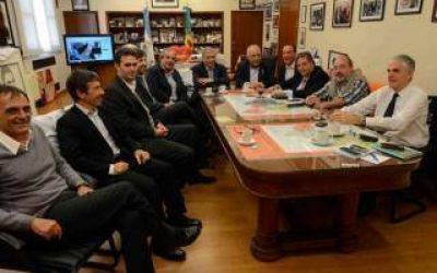 Cañuelas: Collia se reunió con intendentes para planificar futuro hospital