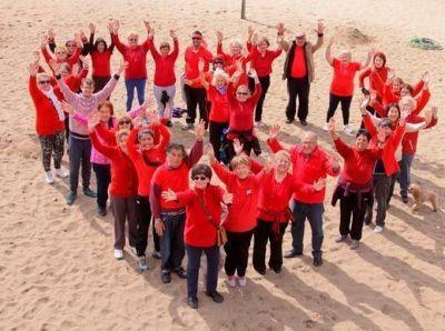 Jornada de concientización en PAMI por Día Mundial del Corazón