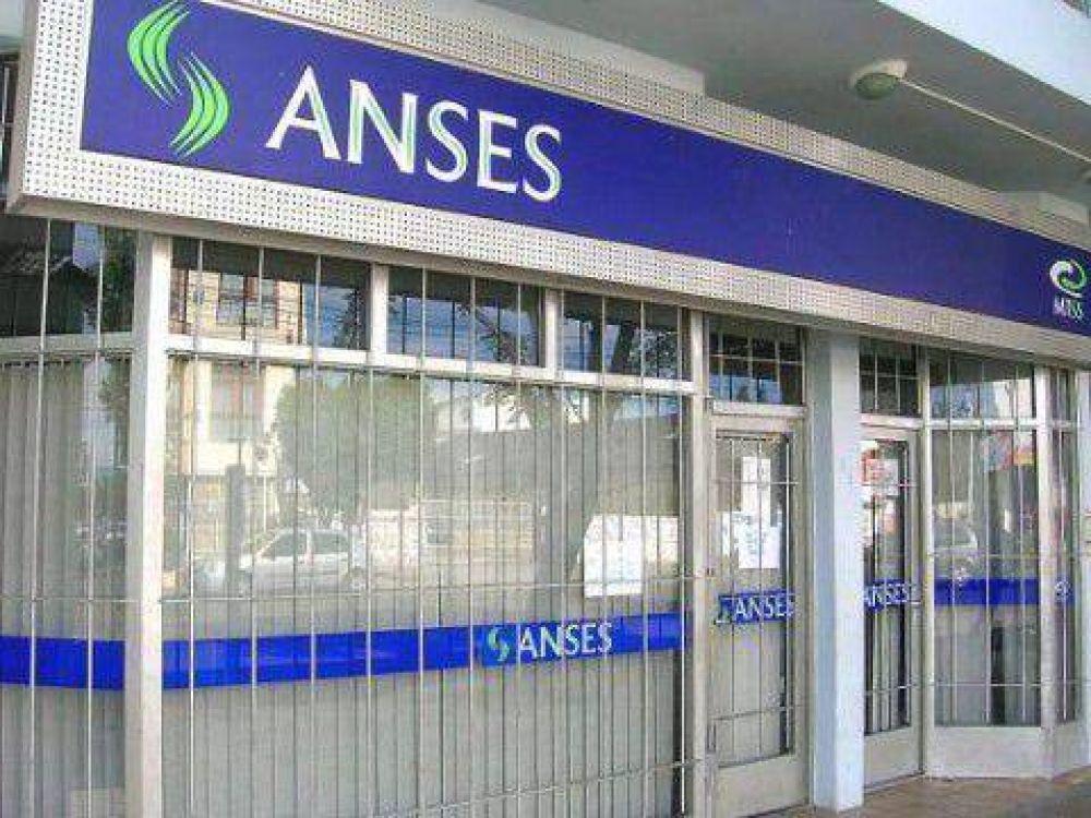 Nuevo paro de empleados de ANSES; reprogramarán turnos en todas las dependencias