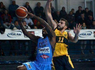 Bahía Basket derrotó a Boca por 82-56