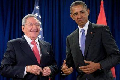Raúl Castro aprovecha el buen clima con Obama para pedir por el embargo